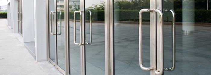 aluminium deuren Lede