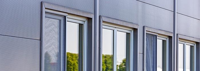 aluminium ramen Ukkel