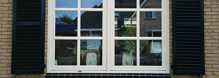 houten ramen Vorst