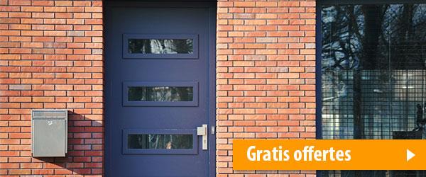 ramen en deuren plaatsen